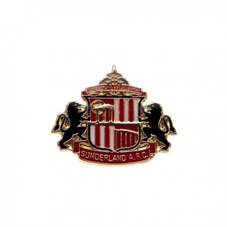 Sunderland FC Official Crest Pin Badge
