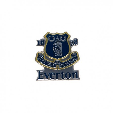 Everton FC Official Crest Pin Badge