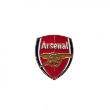Arsenal FC Official Crest Pin Badge