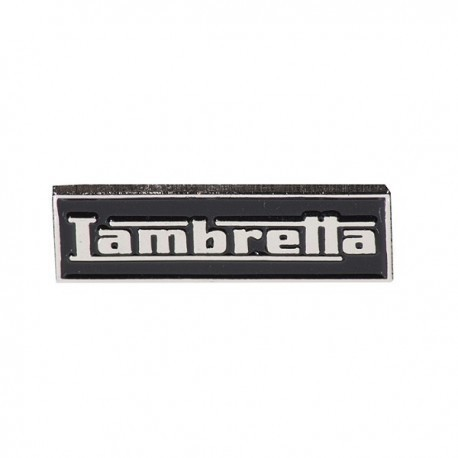 Lambretta Small Bar Pin Badge