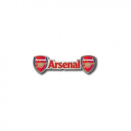 Arsenal FC Official Banner Pin Badge