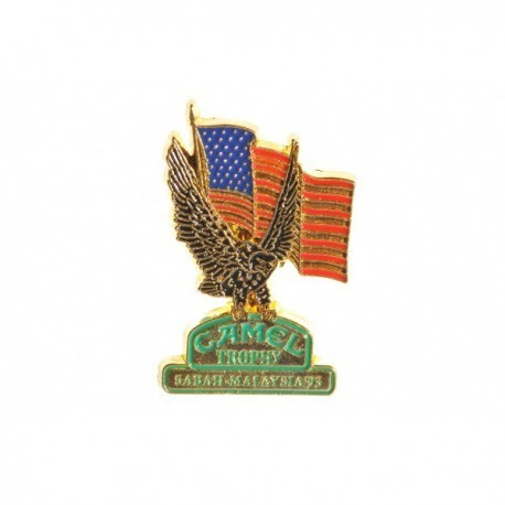 Land Rover Camel Trophy '93 Collectors Pin