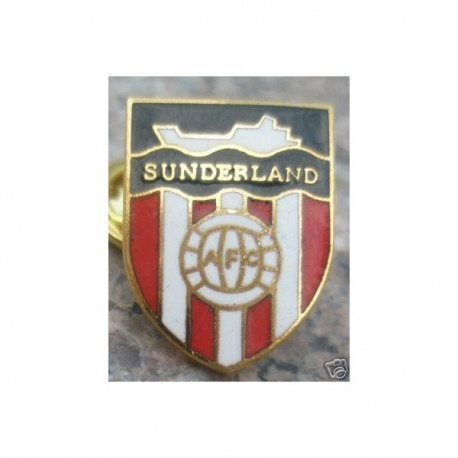 Sunderland FC Pin Badge (Small Shield)