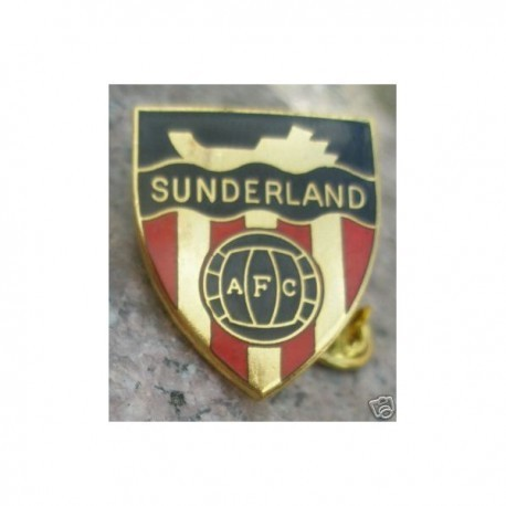 Sunderland FC Pin Badge (Shield)