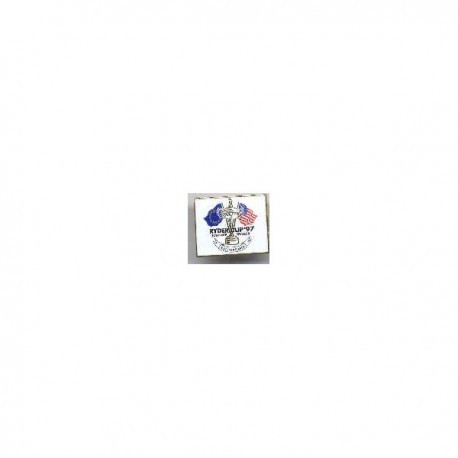Ryder Cup 1997 Pin Badge