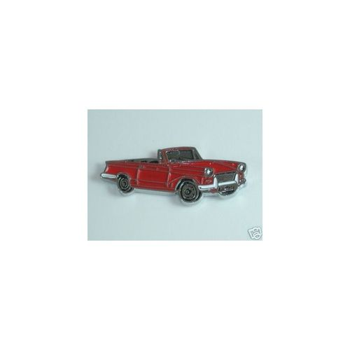 Triumph Herald 1200 Convertible Pin Badge