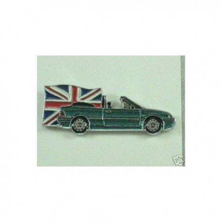 Rover 214i Cabriolet 16v Lapel Pin Badge