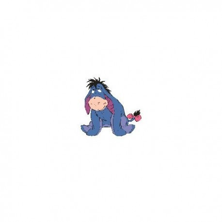 Disney Eeyore Pin Badge
