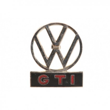 Volkswagen Golf GTI Pin Badge