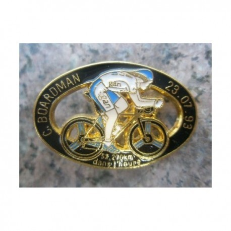 Tour De France Cycling Pin Badge