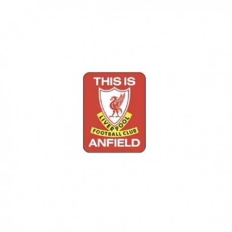 Liverpool FC This Is Anfield Pin Badge