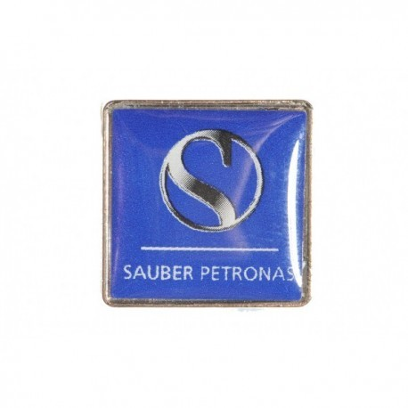Sauber Petronas Formula 1 Racing Team Pin Badge