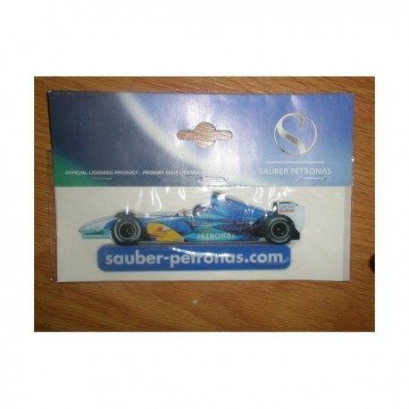 Sauber Petronas Formula 1 Racing Team Sticker