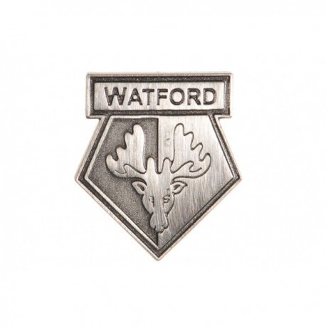 Watford FC Pewter Pin Badge