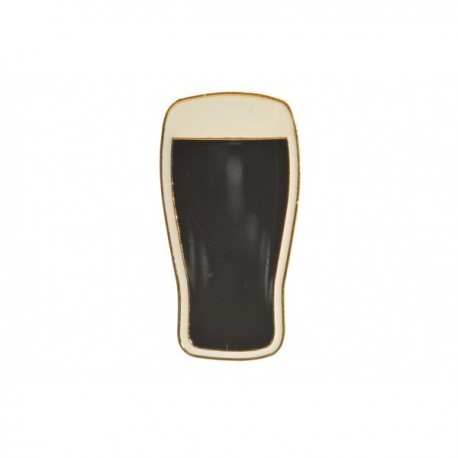 Guinness Pint Pin Badge