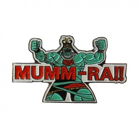 Thundercats Mumm-Ra Pin Badge