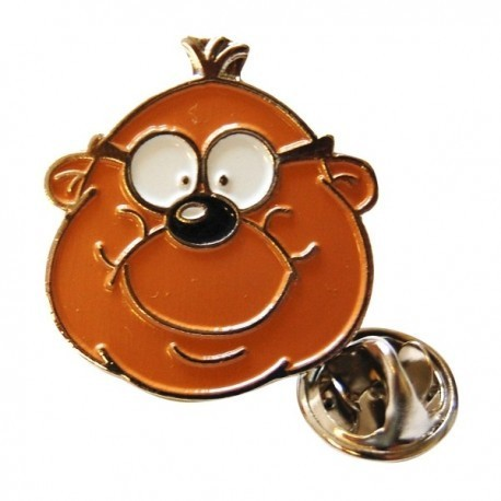 Dangermouse Penfold Pin Badge