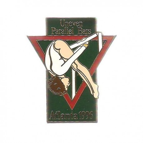 ATLANTA 1996 OLYMPIC PARALLEL BARS PIN