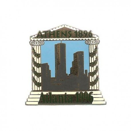 ATLANTA 1996 OLYMPIC CENTENNIAL PIN A