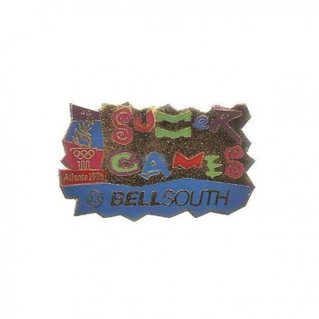 ATLANTA 1996 OLYMPIC 'BELLSOUTH' SPONSOR PIN A