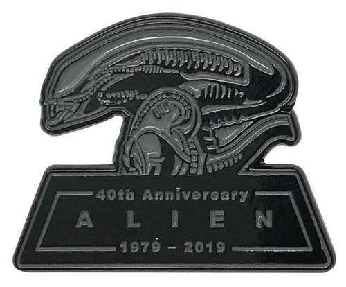 Alien Limited Edition Large Pin Badge