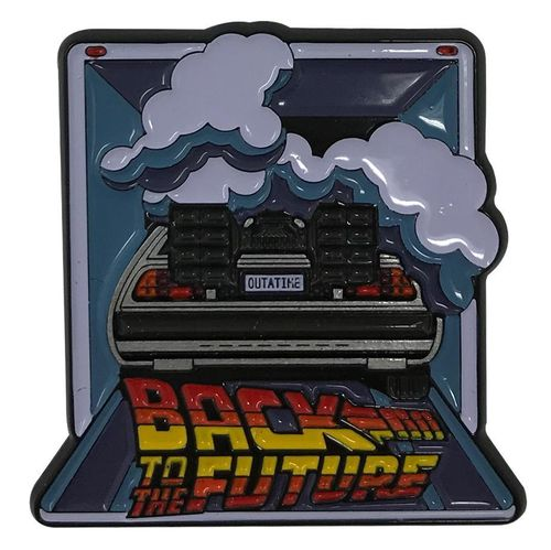 Back to the Future Limited Edition Large Pin Badge