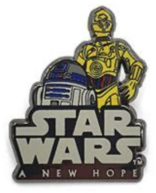 Pinfinity Star Wars A New Hope Augmented Reality Pin Badge