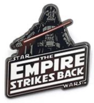 Pinfinity Star Wars The Empire Strikes Back Augmented Reality Pin Badge