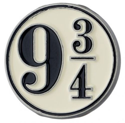 Harry Potter Platform 9 3/4 Pin Badge