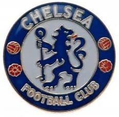 Chelsea FC Official Crest Pin Badge