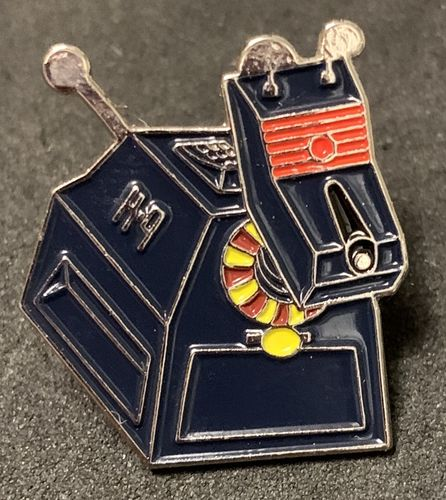 Doctor Who K-9 Pin Badge