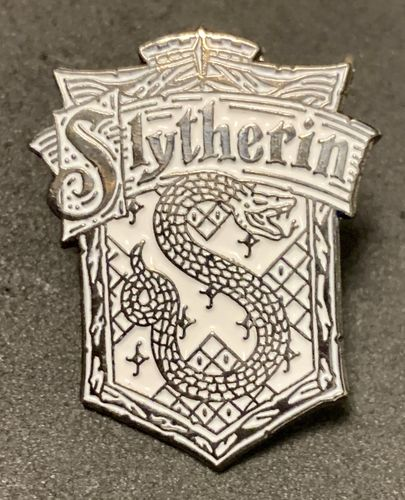 Harry Potter Slytherin Crest Pin Badge