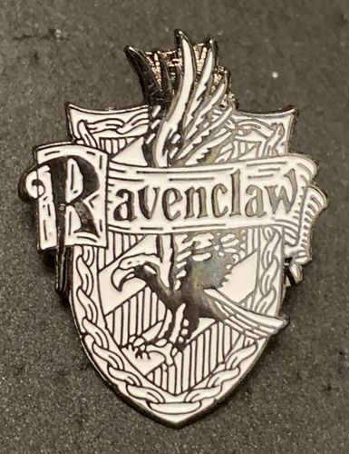 Harry Potter Ravenclaw Crest Pin Badge